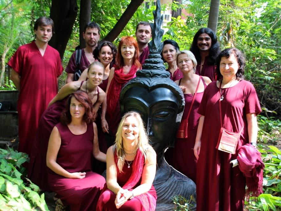 Ein einzigartiger Ort für Meditation, Entspannung, Begegnung, Feiern, Kreativität… Das OSHO International Meditation Resort.