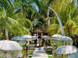 Ein traumhaftes Resort in wundervoller Natur in Bali