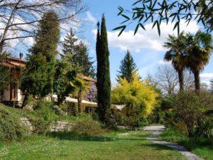 art of love-Taining im Centro d'Ompio in einer atemberaubenden Landschaft nahe dem Ortasee.