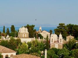 Kloster Koroni, Griechenland