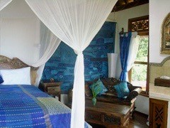 Shambala Oceanside Villa Quan Yin, every villa is designed uniquely with balinese handcrafted furnitures