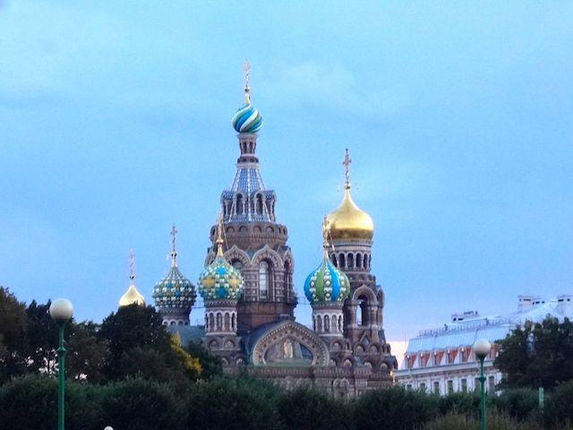 St. Petersburg - Blutskirche 9|14